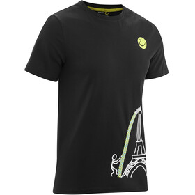 Edelrid Rope T-Shirt Men eiffeltower